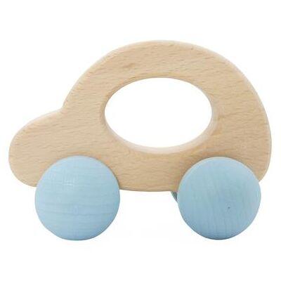 Hess rulle-legetøj - bil - blå - Børnetøj - Array