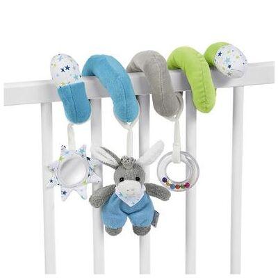 Sterntaler spiral-legetøj Erik - flerfarvet - Børnetøj - Array