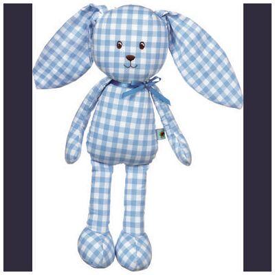 COPPENRATH Bamse Hare Baby Glück Vichy Lyseblå - Børnetøj - Array