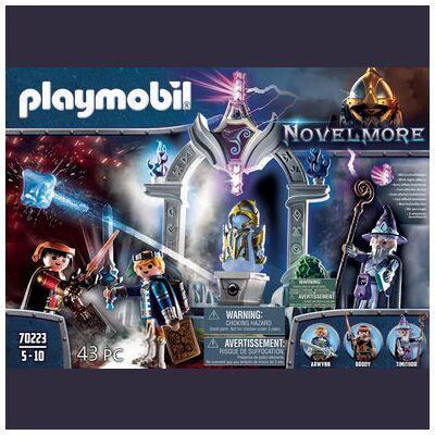 Playmobil NOVELMORE Tempeltid 70223 - flerfarvet - Børnetøj - Playmobil