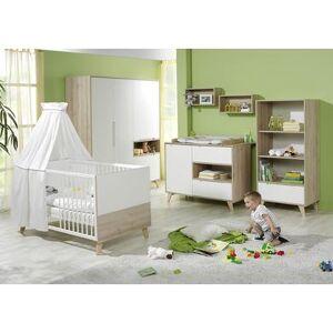 Geuther  Børneværelse Mette 4-døre - natur
