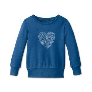 Tchibo Sweatshirt, Tchibo Blåmeleret 146/152