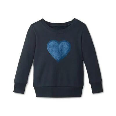 Tchibo Sweatshirt, Tchibo Blå 110/116 - Børnetøj - Tchibo