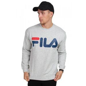 Fila Classic Logo Sweat Light Grey