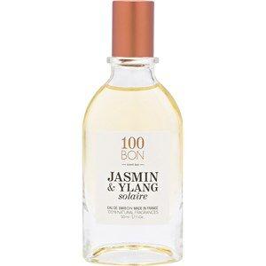 100BON Unisex fragrances Jasmin & Ylang Solaire Eau de Parfum Spray 50 ml