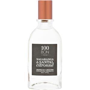 100BON Unisex fragrances Nagaranga & Santal Citronné Eau de Parfum Spray 50 ml