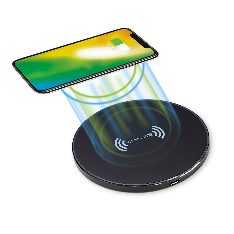 4smarts Fast Charge Trådløs Oplader 10W - Sort