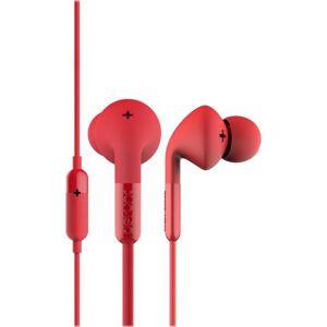 Defunc +Music In-Ear Headset Rød