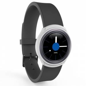 MOBILCOVERS.DK Samsung Galaxy Gear S2 Silikone Cover - Hvid