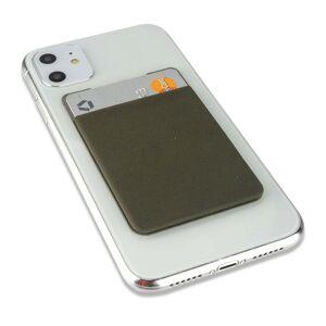 4Smarts DressUp Antri-RFID Kortholder - Grøn (Bulk*)