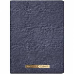 iDeal of Sweden Passport Cover - Holder til Pas og Kreditkort - Navy Blå