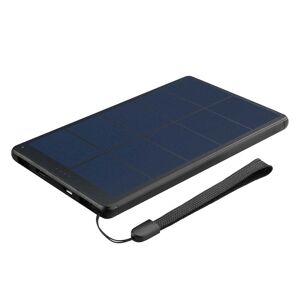 Philbert Solar Powerbank 18W PD 10.000mAh - Sort