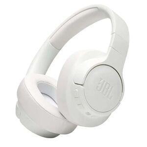 JBL Tune 750BT - Bluetooth Over-Ear Hovedtelefoner m. Noise Cancelling - Hvid