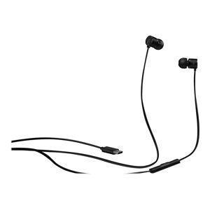 OnePlus USB-C Bullets Earphones - In-Ear Hovedtelefoner - Sort