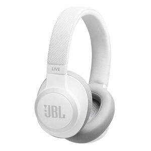 JBL Live 650BT Wireless Over-Ear Headset m. Noise Cancelling - Hvid