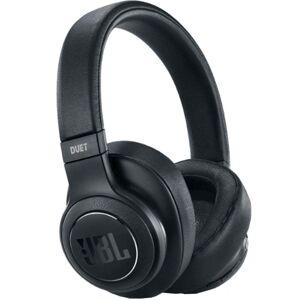 JBL DUET Noise-Cancelling Wireless Over-Ear Headphones - Matte Black