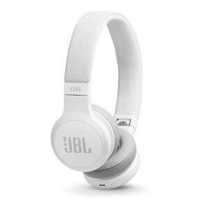 JBL Live 400BT On-Ear Hovedtelefoner - Hvid