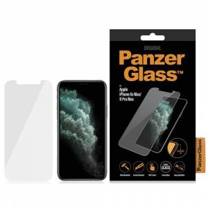 Panzer Glass iPhone 11 Pro Max / Xs Max PanzerGlass Standard Fit Skærmbeskyttelse - Gennemsigtig