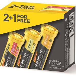 PowerBar Electrolytes Mango/Lemon/Pink grape 2in1