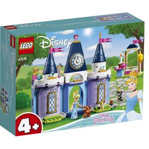 Lego Askepots slotsfest - 43178 - LEGO Disney