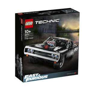 Lego Dom's Dodge Charger - 42111 - LEGO Technic