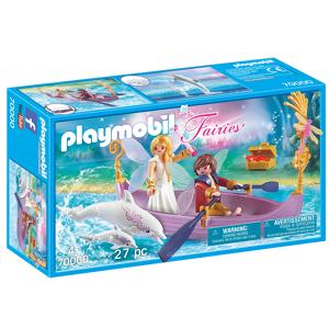 Playmobil Romantisk febåd - PL70000 - PLAYMOBIL Fairies