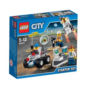 Lego Rum-startsæt - 60077 - LEGO City