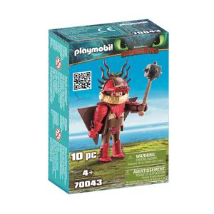 Playmobil Snotfjæs i flyveuniform  - PL70043 - PLAYMOBIL Dragons