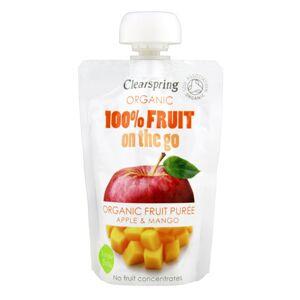 Clearspring Æble/Mango Fruit On The Go Ø (100 gr)