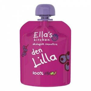 Ellas Kitchen Babysmoothie The Purple One 6 mdr Ø (90 gr)