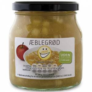 EASIS Æblegrød (520 g)