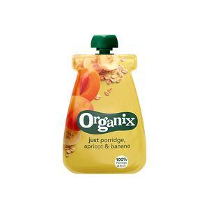 Semper Organix Babymos havre, abrikos banan Ø fra 6 mdr. (100 g)