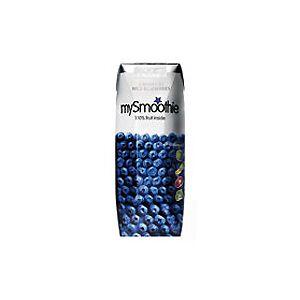 Organic Human mySmoothie Vilde blåbær (250 ml)