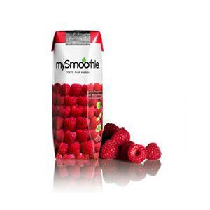Organic Human MySmoothie Hindbær (250 ml)