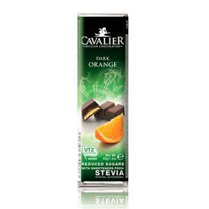 Cavalier Chokoladebar m. appelsin u. tilsat sukker (40 g)