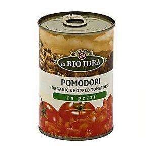 Rømer Tomater hakkede i ds. Ø 400 gr