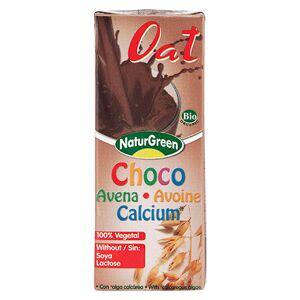Rømer NaturGreen Cacao Havredrik m. Calcium Ø (200 ml)