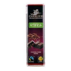 Coala's Naturprodukter Cavalier Chokoladebar Mørk (44 gr)
