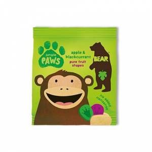 Bear Yoyo Bear Jungle Paws æble & solbær (20 g)