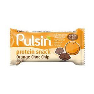 Pulsin Proteinbar Orange Choc Chip (50 g.)