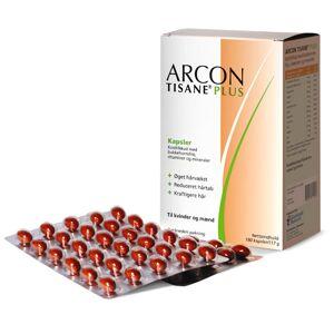 Medic Wiotech A/S Arcon Tisane Plus 180 kapsler