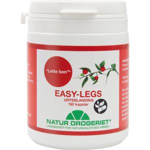 Natur Drogeriet A/S Easy Legs 180 kap fra Naturdrogeriet