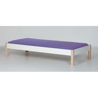 MANIS-H sengebriks Hvid 140x200 - Babymøbler - Array
