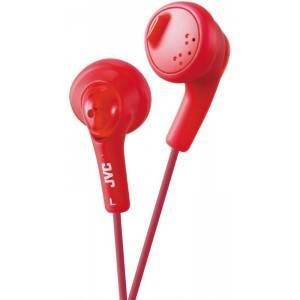 JVC In-Ear Headphone - Red