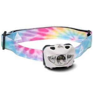 Third Eye Headlamps Tie Dye hvid third eye headlamps