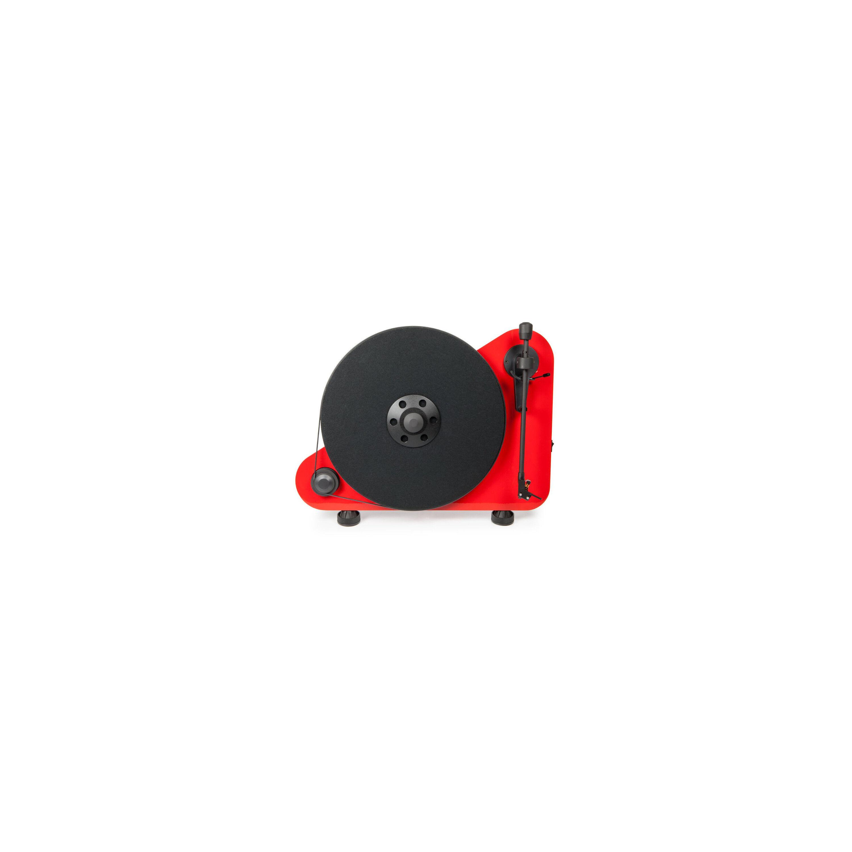 Pro-Ject VT-E R OM5e Væghængt Pladespiller Red