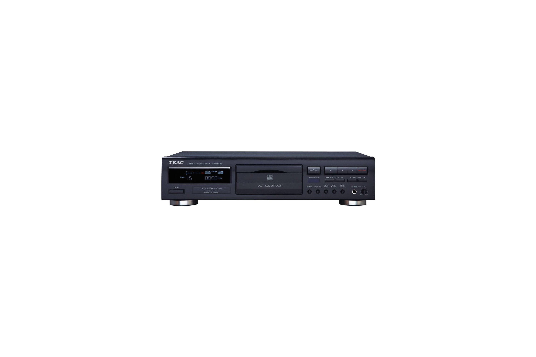 TEAC CD Optager RW890 Sort