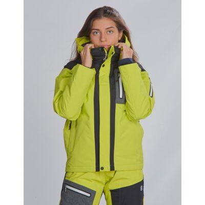 8848 Altitude, Aragon JR Jacket, Grøn, Jakker/Fleece/Veste till Pige, 160 cm - Børnetøj - 8848 Altitude