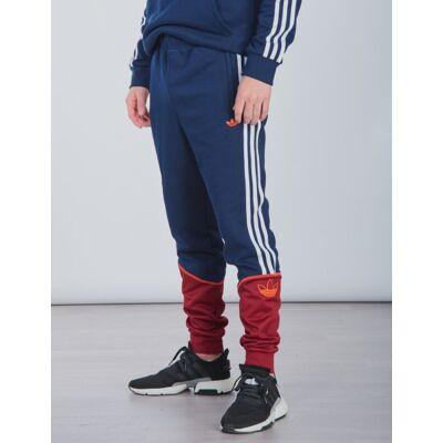 Adidas Originals, OUTLINE PANTS, Blå, Bukser till Dreng, 128 cm - Børnetøj - Adidas Originals