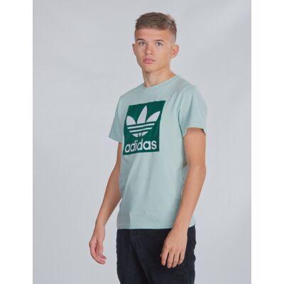 Adidas Originals, TREFOIL TEE, Multi, T-shirt/toppe till Dreng, 146 cm - Børnetøj - Adidas Originals
